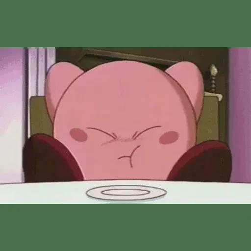 Kirby reacts - Sticker 12