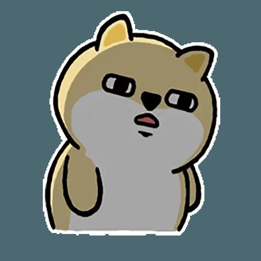 小肥柴13 - Sticker 24