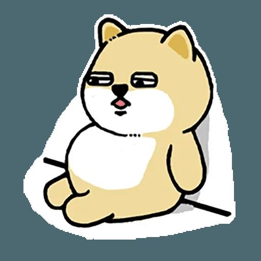 小肥柴13 - Sticker 8