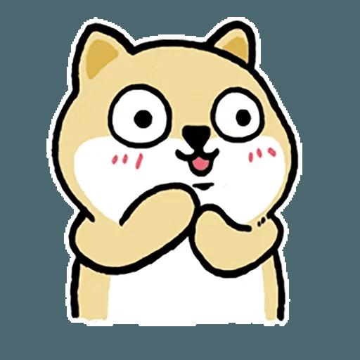 小肥柴13 - Sticker 11