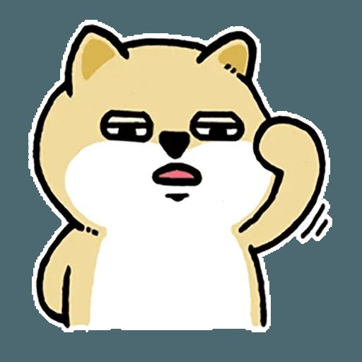 小肥柴13 - Sticker 7