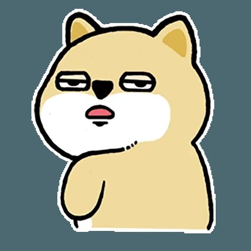 小肥柴13 - Sticker 5