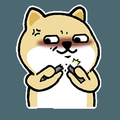 小肥柴13 - Sticker 14