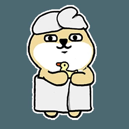 小肥柴13 - Sticker 2