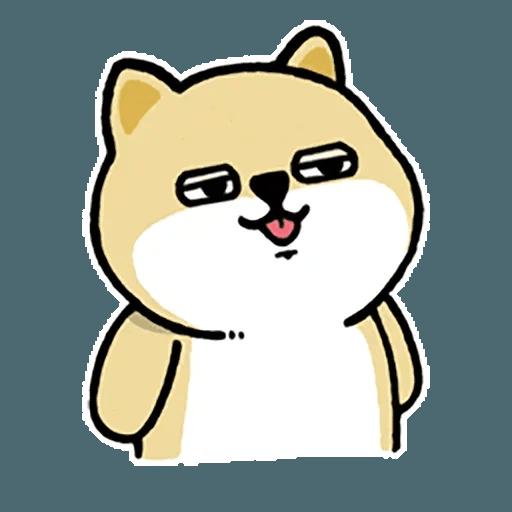 小肥柴13 - Sticker 30