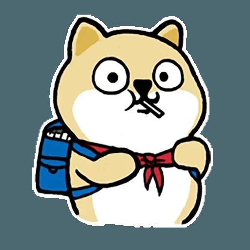 小肥柴13 - Sticker 10