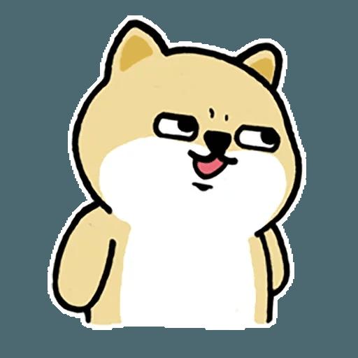 小肥柴13 - Sticker 25