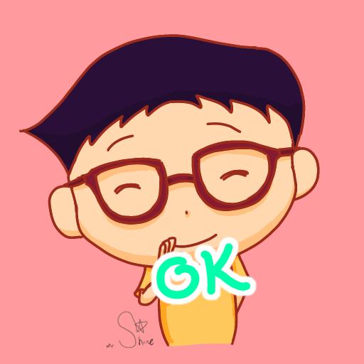 DeRek Cho - Sticker 1