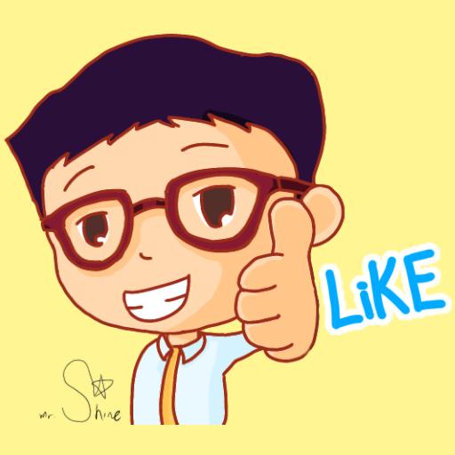 DeRek Cho - Tray Sticker