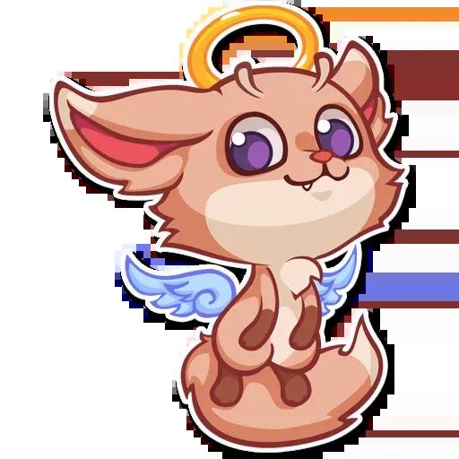 The Fennec Fox - Sticker 10