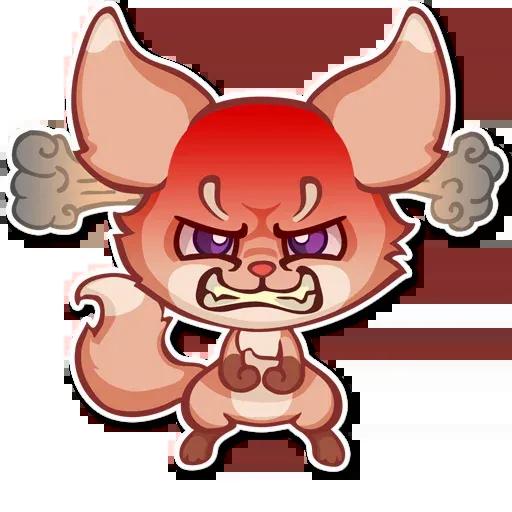 The Fennec Fox - Sticker 18
