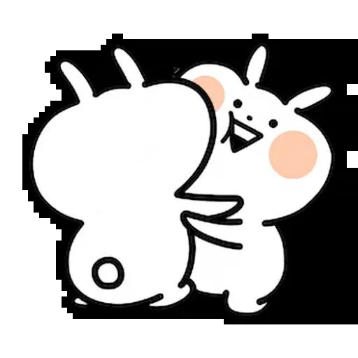 白色一粒野 - Sticker 6