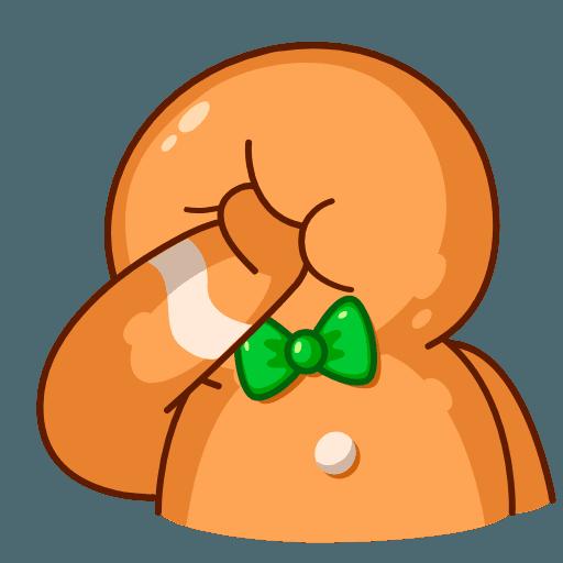 Gingerbread Man - Sticker 10