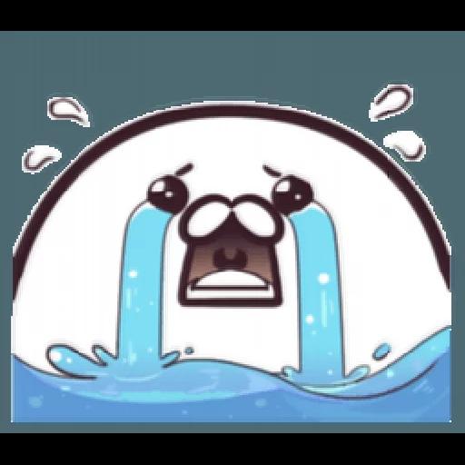 海豹叔叔 - Sticker 8