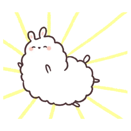 Alpaca - Sticker 5