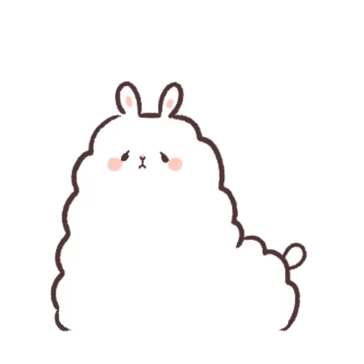 Alpaca - Sticker 18