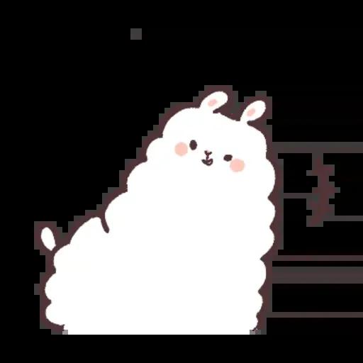 Alpaca - Sticker 3