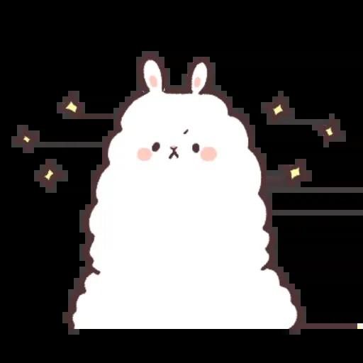 Alpaca - Sticker 4