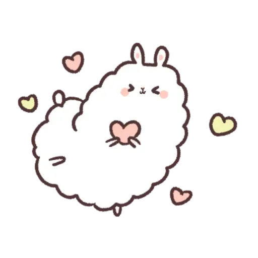 Alpaca - Sticker 10