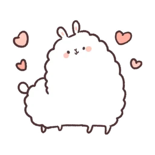 Alpaca - Sticker 2