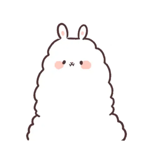 Alpaca - Sticker 13