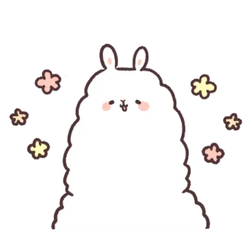 Alpaca - Sticker 9