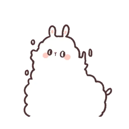 Alpaca - Sticker 24