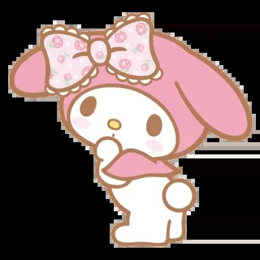 My Melody 3 - Sticker 4