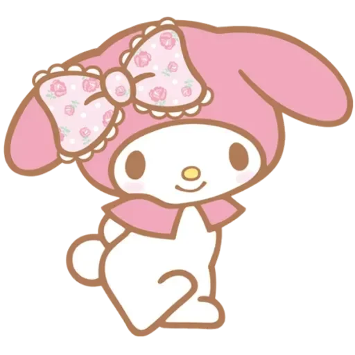 My Melody 3 - Sticker 5