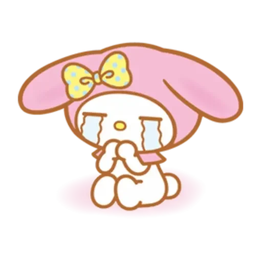 My Melody 3 - Sticker 3