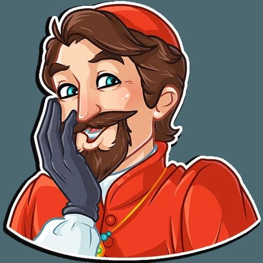 Inquisitor - Sticker 9