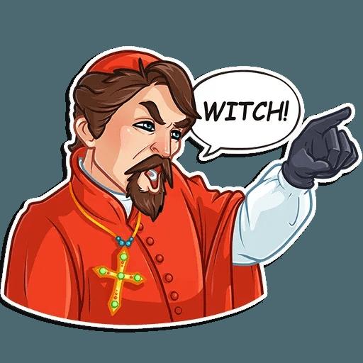 Inquisitor - Sticker 2