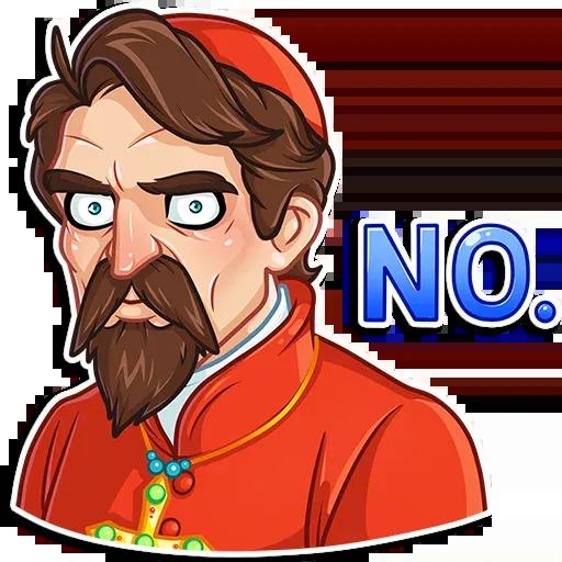 Inquisitor - Sticker 13