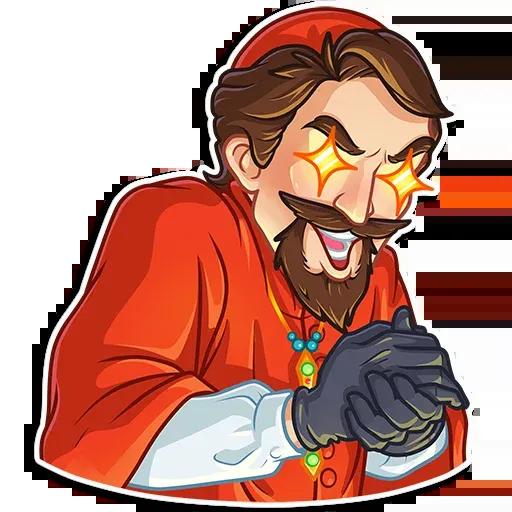 Inquisitor - Sticker 17