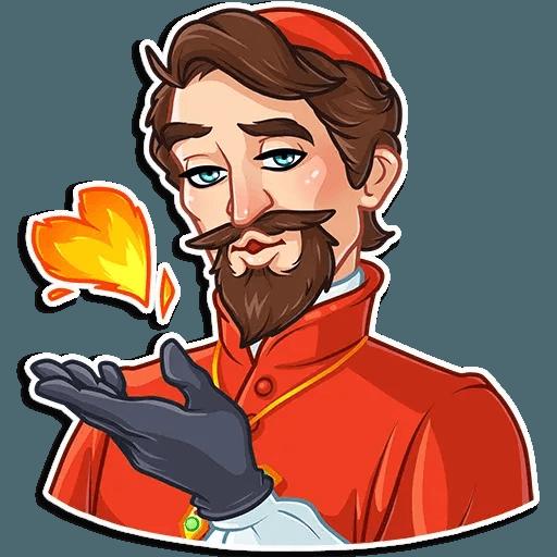 Inquisitor - Sticker 22