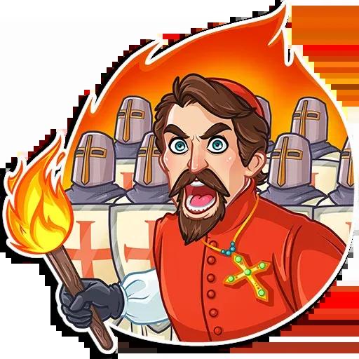 Inquisitor - Sticker 14