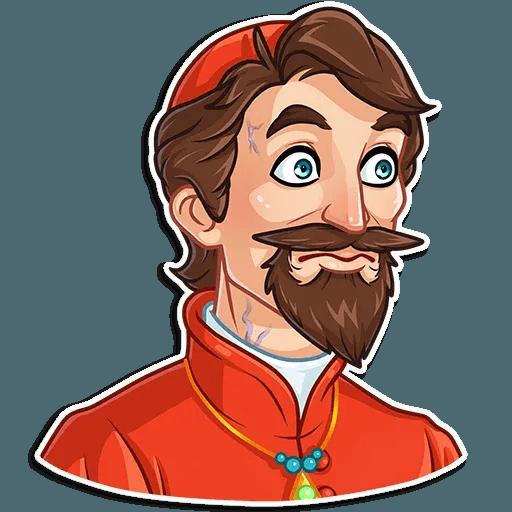 Inquisitor - Sticker 16