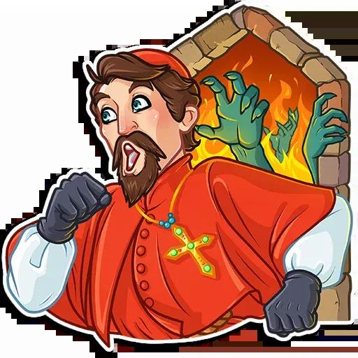 Inquisitor - Sticker 21