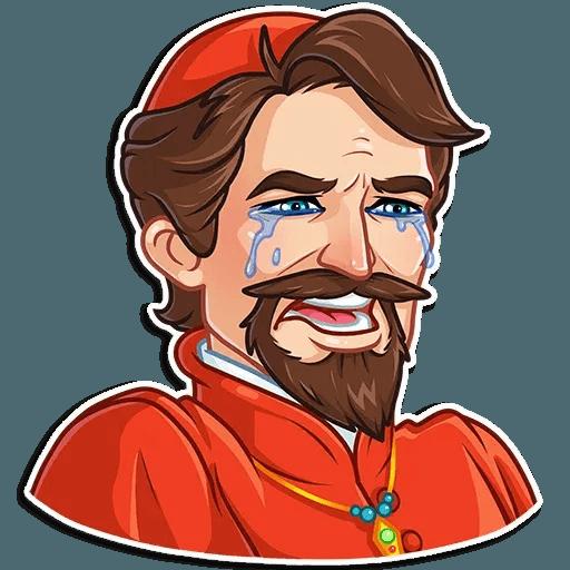 Inquisitor - Sticker 8