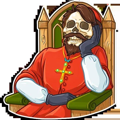 Inquisitor - Sticker 12
