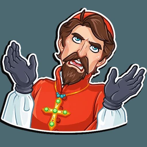 Inquisitor - Sticker 4