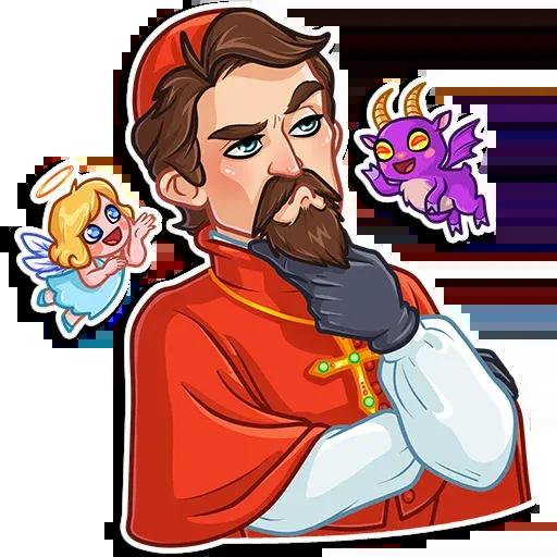 Inquisitor - Sticker 25