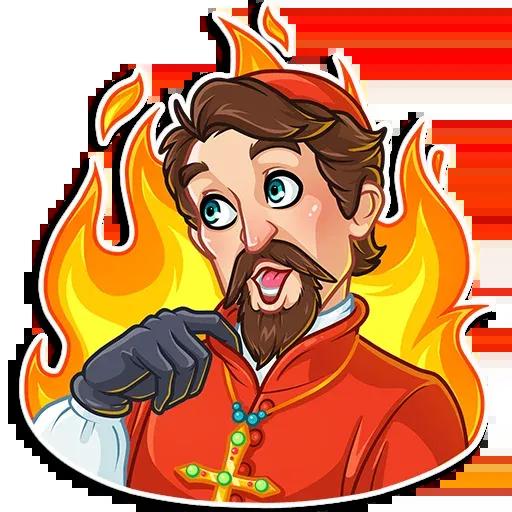 Inquisitor - Sticker 15