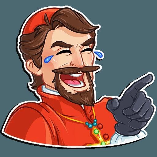 Inquisitor - Sticker 5