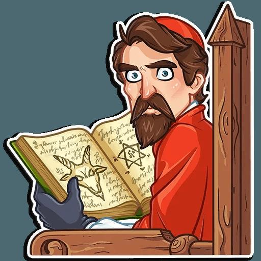 Inquisitor - Sticker 3