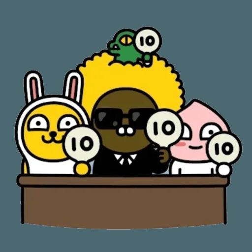 撚撚的Kakao Friends 99 - Sticker 22