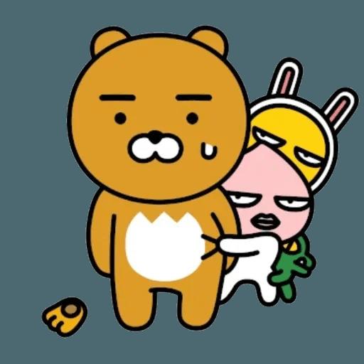 撚撚的Kakao Friends 99 - Sticker 8