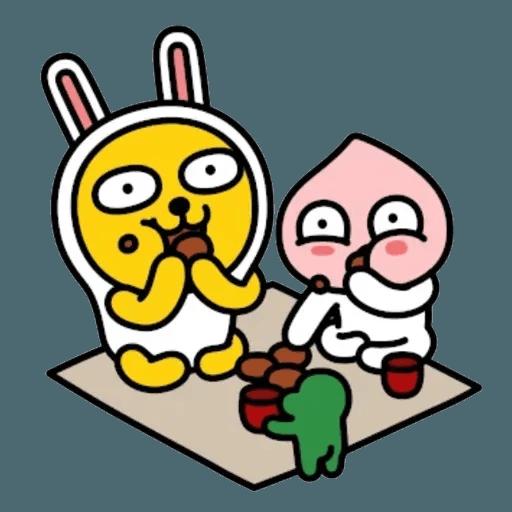 撚撚的Kakao Friends 99 - Sticker 4