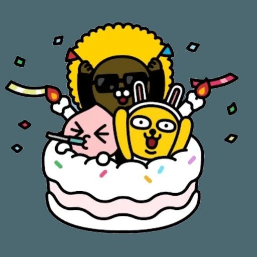撚撚的Kakao Friends 99 - Sticker 23