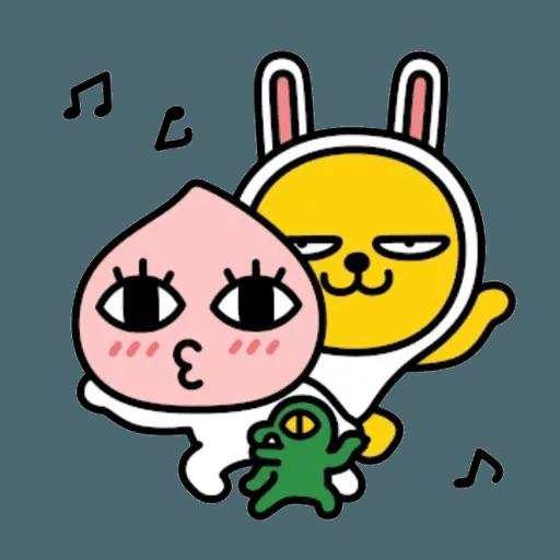 撚撚的Kakao Friends 99 - Sticker 21